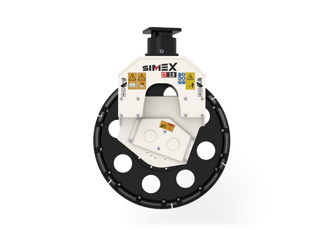 CT -  Vibrating Wheel Compactors