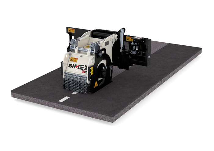 RS - Planers for Rumble Strips